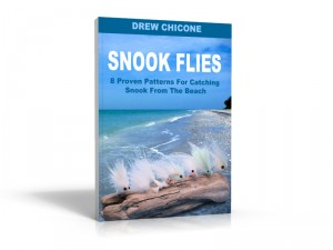 Snook Flies- Paperback by Drew Chicone
