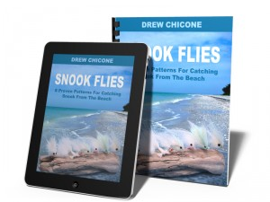 Snook Flies by Drew Chicone