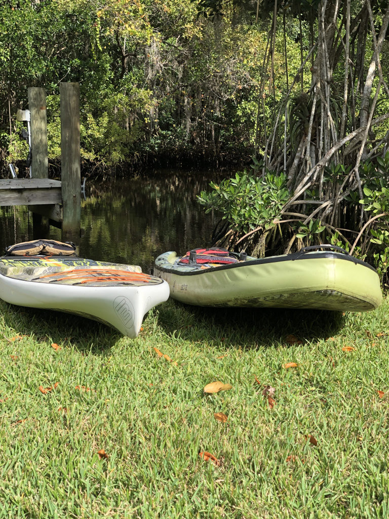 Solid & inflatable SUP boards